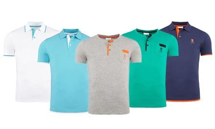 Polo léger, 3 modèles avec coloris et taille au choix à 14,99 €