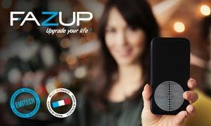 Fazup : Protection contre les ondes ! -40% sur tout le site Fazup pour 3 € seulement