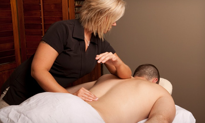 Ah-Mazing Massage - Mount Laurel: $39 for $70 Worth of Full-Body Massage at Ah-Mazing Massage