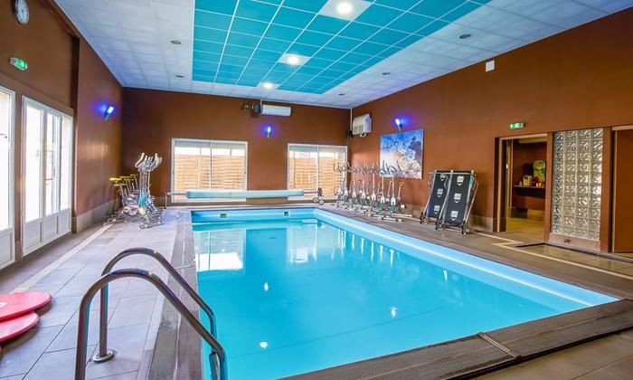 Aqua Sport - Congénies: 1 ou 4 séances d'activités aquatiques dès 5,90 € au centre de remise en forme Aqua Sport