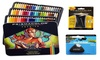 Prismacolor Colored Pencils, Pencil Eraser, and Sharpener (72-Pack)