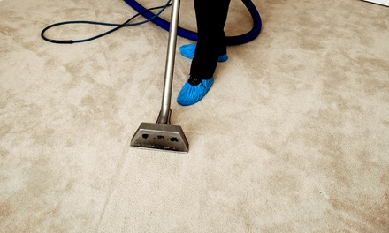 Carpet Cleaning for Three or Six Rooms from Glow Professional Home Cleaning Services (Up to 53% Off)