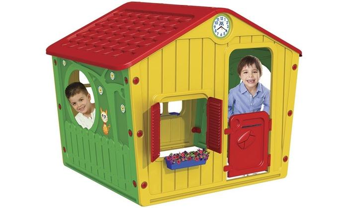 Casetta giocattolo da giardino oem groupon for Case giocattolo da giardino