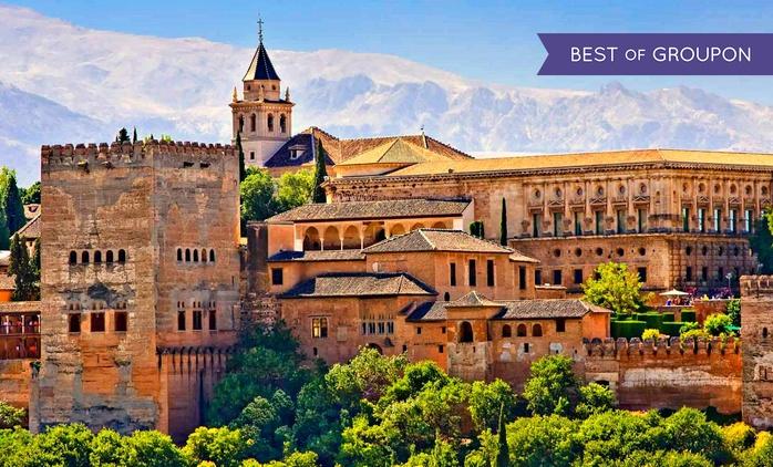 Granada: de 1 a 3 noches para 2 con desayuno, parking y late check-out en Hotel Urban Dream Nevada