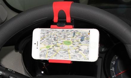 1 o 2 supporti da smartphone per auto