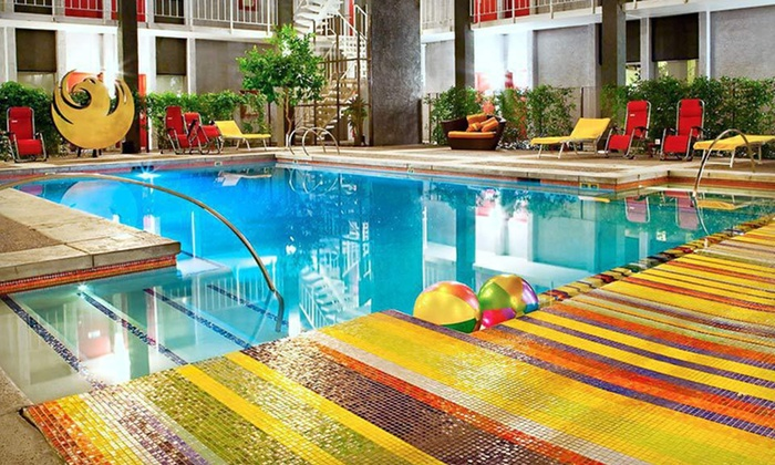 The Clarendon Hotel - Encanto: One-Night Stay at The Clarendon Hotel in Phoenix