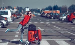 HM'S Parking: 30 jours de parking avec navette valable 2 ans pour aéroports et gares à 119 € avec Traveler's Parking