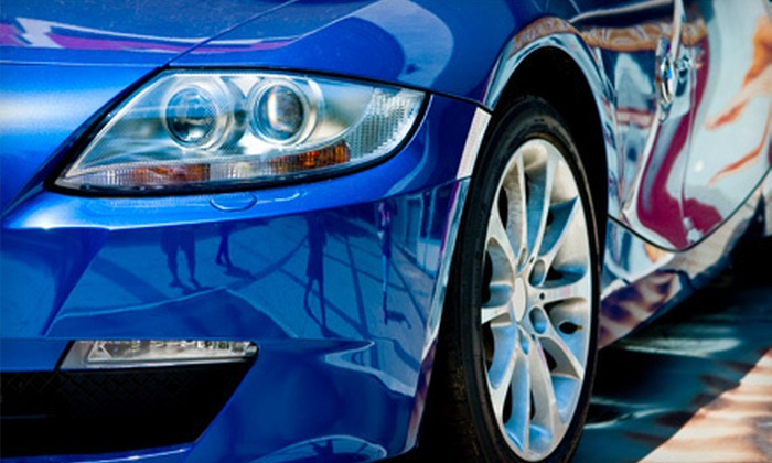 Parkway Car Wash - Birmingham: Mobile Car Wash with Wax or Mini Detailing Package from Parkway Car Wash (Up to 53% Off)