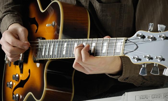 Prairie Songstress Music Guitar Lessons - Saskatoon: $39 for Four 30-Minute Private Lessons at Prairie Songstress Music Guitar Lessons ($88 Value)