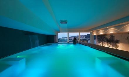 Toscana 4*: camera doppia con colazione o mezza pensione e Spa Grand Hotel Ambasciatori Wellness&Spa Resort