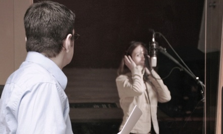 Up to 53% Off Voiceover Session at Voices for All