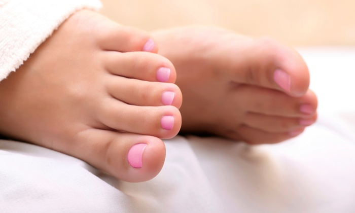 Inject Beauty - Philadelphia: Laser Fungus-Removal Treatments for One or Both Feet at Inject Beauty (Up to 69% Off)