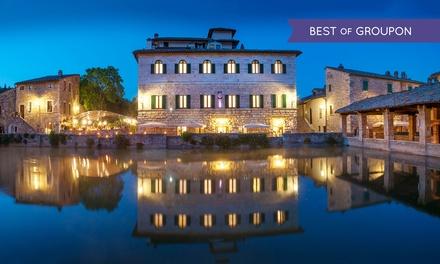 Provinz Siena: 6 oder 8 Tage für Zwei mit Frühstück, Wellness, 1x Massage u. opt. 1-2x Dinner im Hotel Albergo le Terme