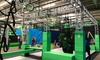 Up to 18% Off 90-Minute Jump Passes at Skymax Trampoline Arena
