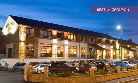 Co. Donegal: 2 or 3 Nights for Two with Full Irish Breakfast at The Mount Errigal Hotel