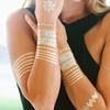 Lulu DK La Femme and Desert Blue Temporary Jewelry Tattoo Sets