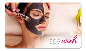 SpaWish: $50, $100, or $200 with Bonus Credit from SpaWish at 7000+ Spas (33% Off)