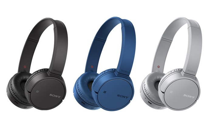 Sony MDR ZX220 Bluetooth Headphones for £39.95