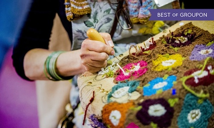 Knitting And Stitching Show Promotional Code : Shows & Exhibitions Groupon