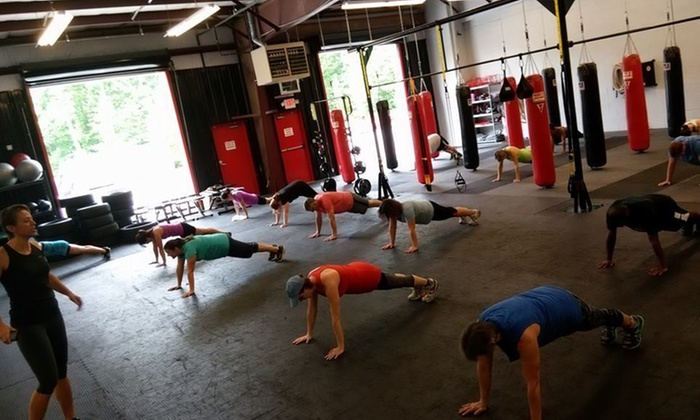 24 Fitbody - 24Fitbody: Five Boot-Camp Classes at 24FitBody Nutriton & Fitness (38% Off)