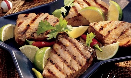 Seafood for Takeout at Garcia's Seafood Grille & Fish Market (Up to 30% Off). Two Options Available.
