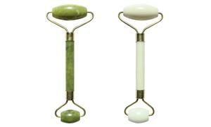 Lot de 2 jade rollers