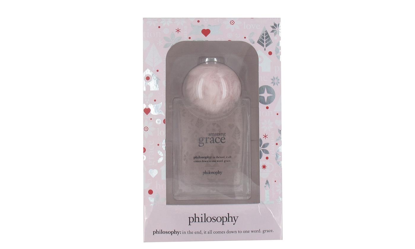 Philosophy Amazing Grace Women's Eau de Toilette 60ml Spray