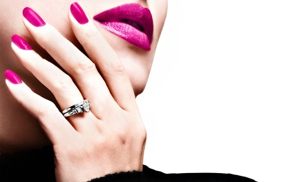 Up to 43% Off at Vicky's Nail Boutique