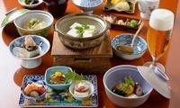 大阪の味を継承。和食の匠によるおもてなし≪のりたけ御膳8品+1ドリンク≫ランチ限定・駅直結@とうふ大阪料理のりたけ