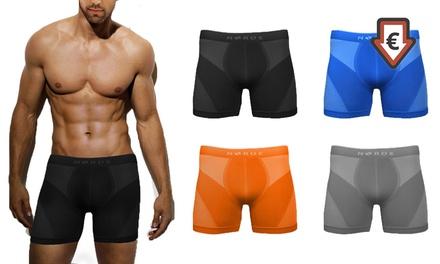 Pakket met 2, 4 of 6 Powertech boxershorts in kleur en maat naar keuze vanaf € 9,99 tot korting