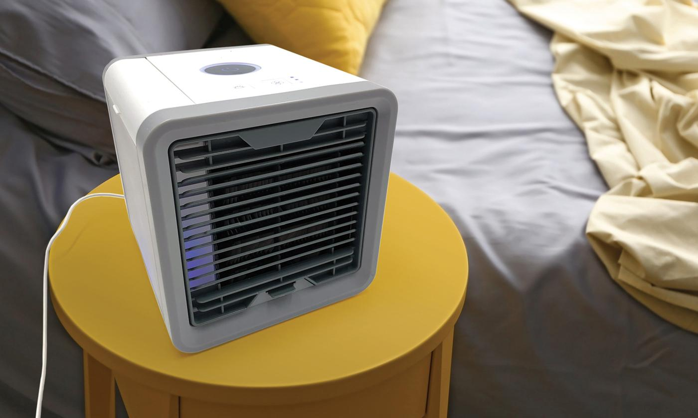 Electric Air Cooler with USB Cord