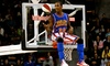 Harlem Globetrotters - The Mitchell Center: Harlem Globetrotters Game (March 7 at 7 p.m.)
