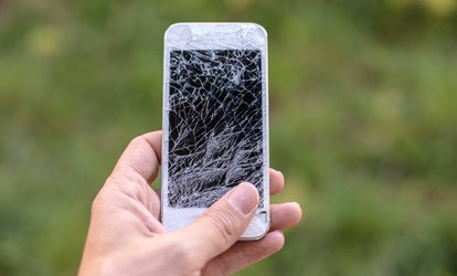 image for iPhone or iPad Screen <strong>Repair</strong> at Experimac North Tampa (Up to 41% Off)