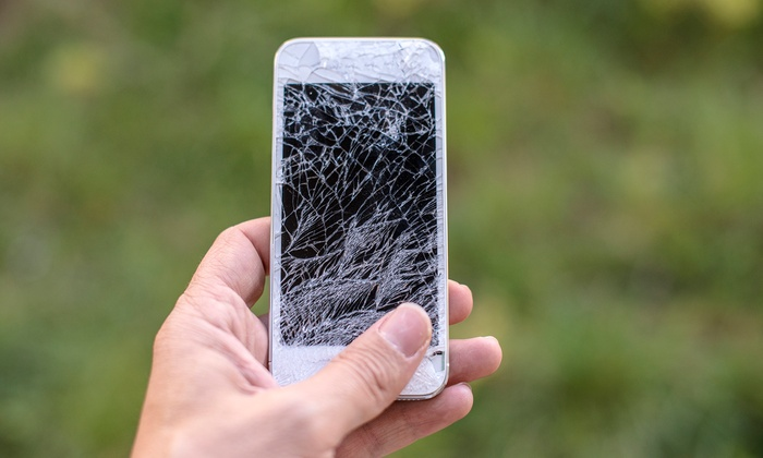 Smartphone & Tablet Repair at Cell Phone Resurrection (Up to 67% Off). Seven Options Available.