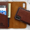 Folio Leather Wallet Case for iPhone 7/8, 7/8 Plus, X /XS, XR, XS Max