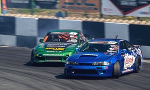 DriftlandUK - Fife: Taxi, Bronze or Silver Drifting Experience with DriftLandUK (Up to 72% Off)
