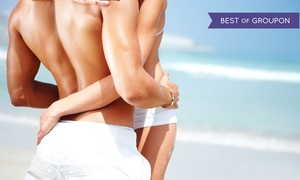 Deja Vu Spa: CC$255 for One Year of Laser Hair Removal on Three Areas at Deja Vu Spa (Up to CC$4,500 Value)