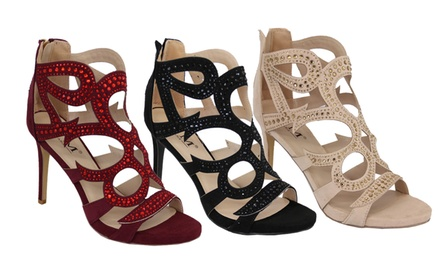 Women's High-Heeled Sandals