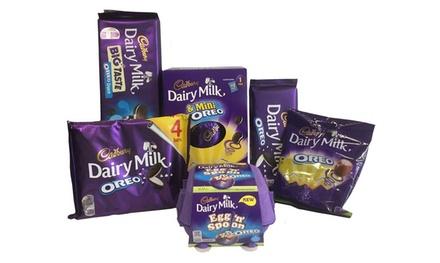 Cadbury Dairy Milk Oreo Chocolate Easter 6Piece Set for £13.99