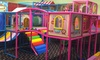 InnerActive Playhouse - InnerActive Playhouse: Five Open Play Passes or Party Package for Up to 8 Kids and 16 Adults at InnerActive Playhouse (Up to 64% Off)