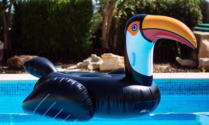 Ebtessam Mousa Trading FZE: One (AED 149) or Two (AED 279) Pool Floats in Choice of Design (Up to 77% Off)