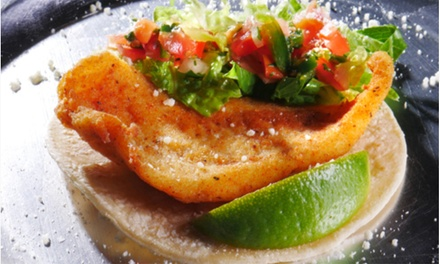 Mexican Food at Guaco Taco (Up to 40% Off). Two Options Available.