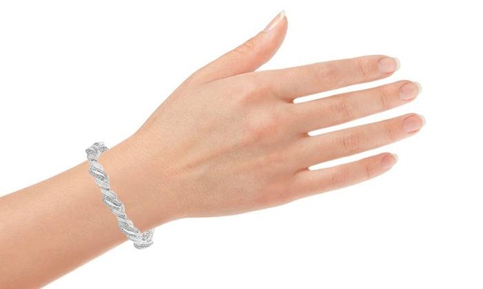 f on 2 00 CTTW Diamond Bracelet
