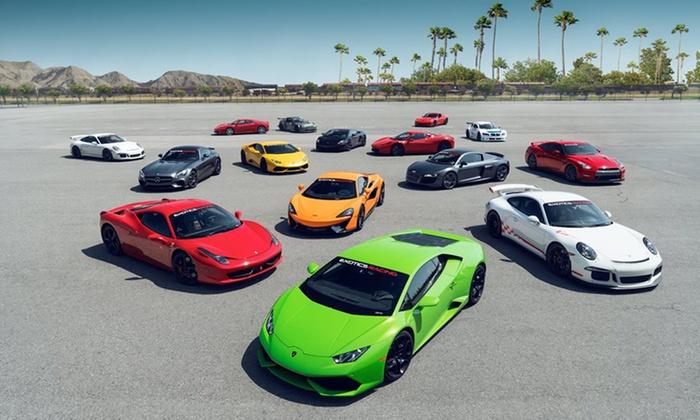 Exotics Racing Up To 18 Off Las Vegas Nv Groupon