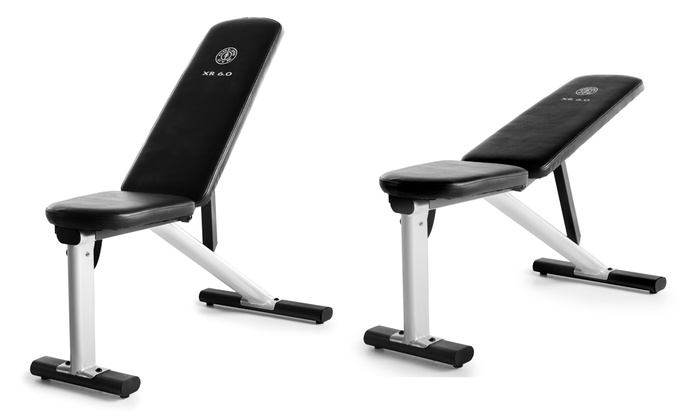 Gold's Gym XR 6.0 Utility   Groupon
