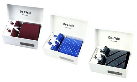 4-in-1 festliche Giftbox für Herren in der Farbe nach Wahl  (Koln)