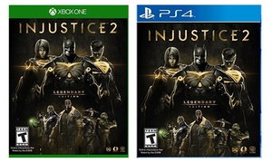 Injustice 2: Legendary Edition for PlayStation 4 or Xbox One