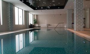 Eindhoven: superior/executive kamer of suite met ontbijt & wellness, naar keuze met diner bij Golden Tulip Jagershorst