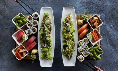 AED 200, AED 300, AED 400 Toward Food and Drinks at Kona Grill (Up to 51% Off)
