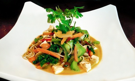 $20.50 for $40 Worth of Contemporary international Cuisine for Dinner at The Studio 50d16a02-9fd1-4cf2-876c-9b1490f650ba